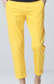 Yellow Chinos