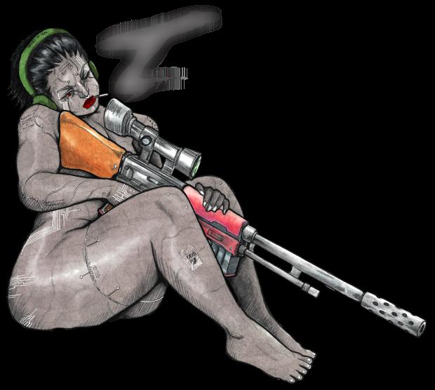 BabyGatSniper