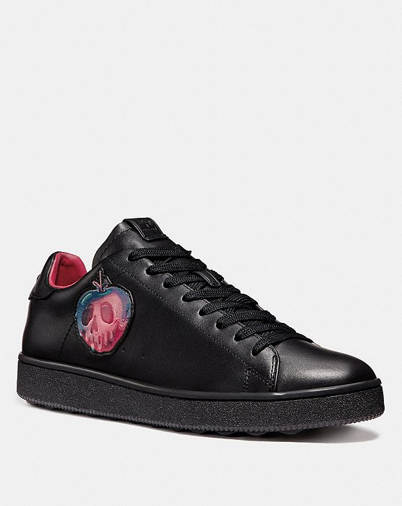 Disney X Coach Sneakers with Poison Apple